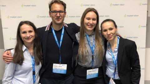 Zúčastnili sme sa odbornej konferencie IT hry