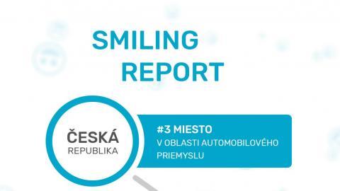 DOPLNOVÝ PREDAJ RASTIE! SMILING REPORT 2020